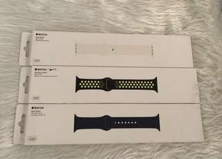 Authentic apple watch band