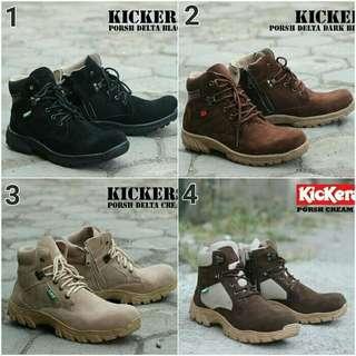 sepatu boots original