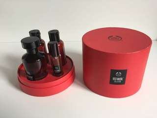 The Body Shop Red Musk gift