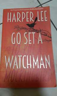 Novel Go Set a Watchman