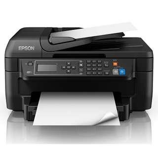 Epson WorkForce WF-2651 (限量優惠價)