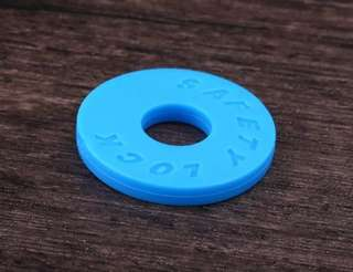 Cenita-Guitar Belt Clips Anti Slip Protector Accessories Slidproof Adjustable Useful