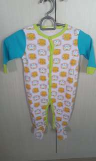 Baby Romper(with hat & socks)