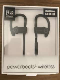 Powerbeats wireless 耳機