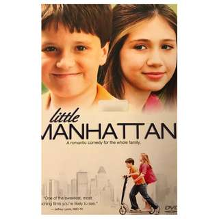 DVD - LITTLE MANHATTAN