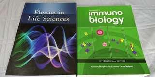 University Nus Life sciences book