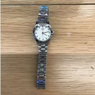 An Almost Brand New Casio Quartz Watch