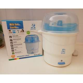 Snow Bear Milk Bottle Sterilizer