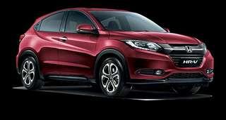 Promosi Honda HRV