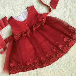 Princess Baby Gown