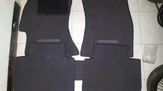 Subaru XV OEM Matting