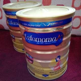 Enfamama A+ Chocolate / Vanila