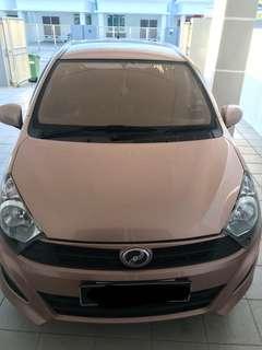 Perodua Axia G Auto For Sale