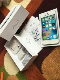 iPhone 5 Factory Unlocked (openline)
