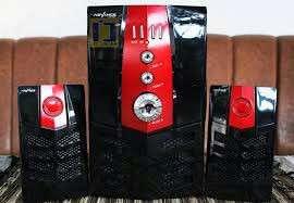 Speaker aktif  udah pake bluetooth