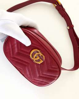 Gucci GG belt/sling bag