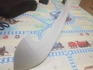 Subaru Impreza 2008 Hatch Back Original Spoiler Lip