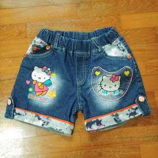 [PreLoved] Girl Denim Shorts (8yrs)