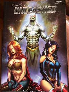 Grimm fairy tales unleashed