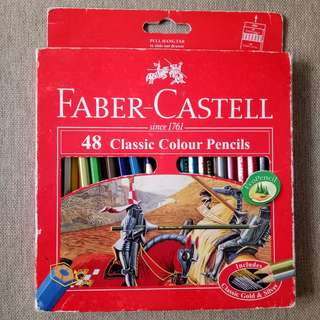 Faber Castell Colored Pencils