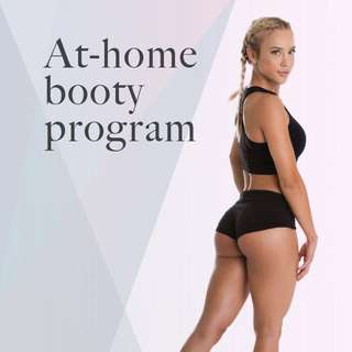 Tammy Hembrow At Home Booty Workout