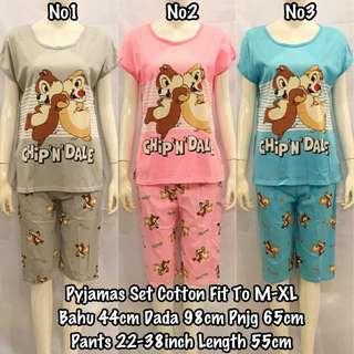 Cutie free size Cartoon Pyjamas