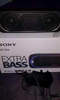 Sony SRS-XB30 Bluetooth speaker