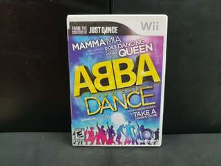 Wii Abba Dance (Used Game)
