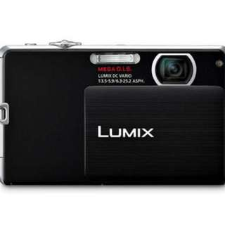 Camera Pocket Lumix DMC fp3
