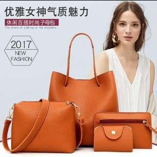 New 4n1 Korean bag