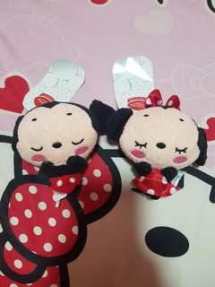 Disney Mickey & Minnie Keychain