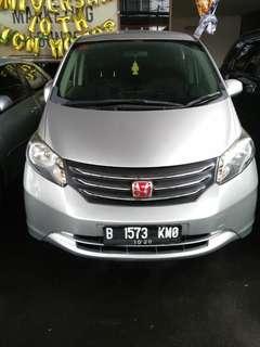 Honda freed PSD at 2010