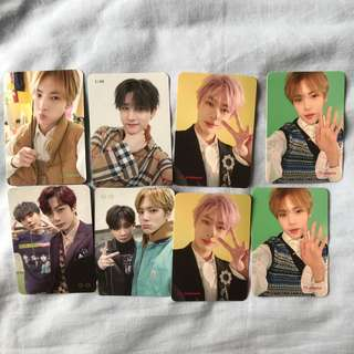 WTS MONSTA X The Connect photocards PC
