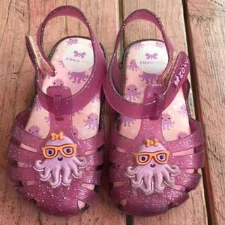 Like new zaxy octopus shoes