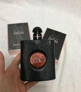 Pafum ysl black opium