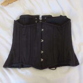 Orchard Corset Steel Boned Underbust corset