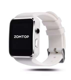Smart Watch for iPhone Android Phone With Camera FM Support SIM Card