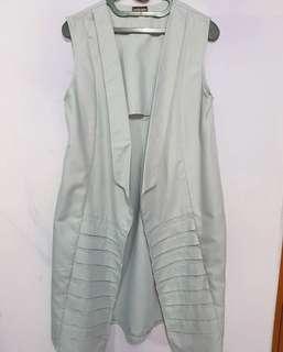 Long Vest Gray All Size