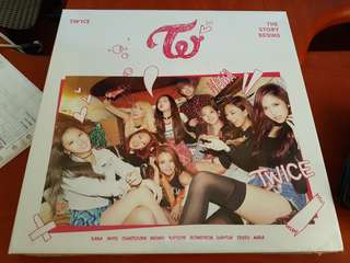 TWICE - The Story Begins 1st mini album