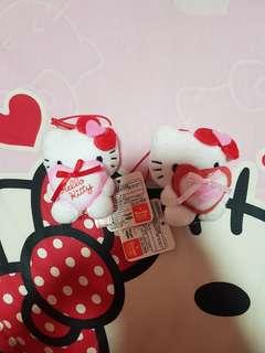Sanrio Hello Kitty Plush Keychain