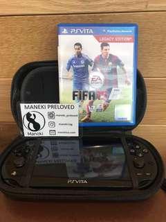 Preloved PS Vita 2k
