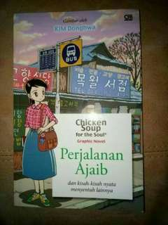Chicken Soup For The Soul Perjalanan Ajaib