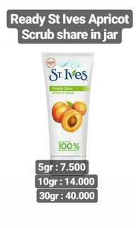St ives Apricot Share in jar 5gr