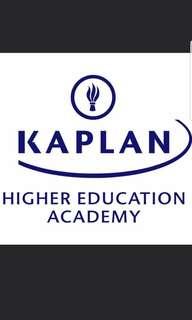 Kaplan referral fee