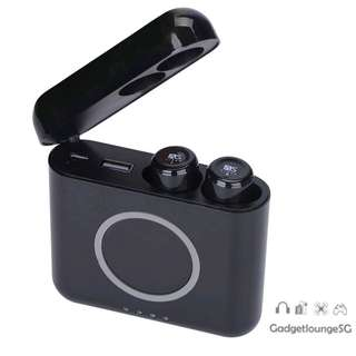 <In stock >FLASHDEAL 🔥 Newest X1T  X2T X3T, X4T TWS Wireless Bluetooth 4.2 Headset Earphone wtih Charger Box