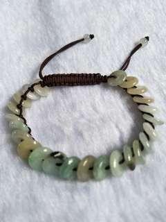 翡翠平安扣手串 Bracelet