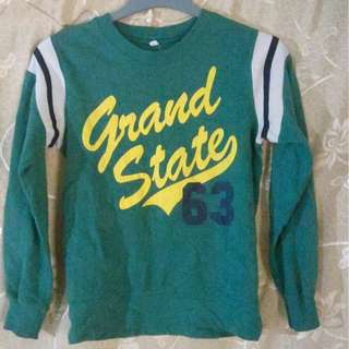 #20under Grand Star Sweater