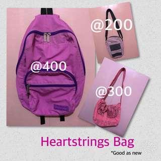 Heartstrings Bags