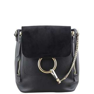 Authentic Chloe Faye Small Backpack