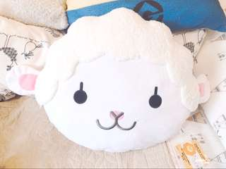 日本景品 #misterdonut 羊 Cushion